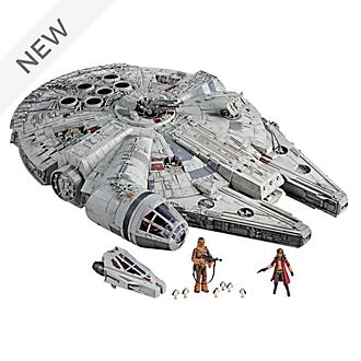 Hasbro Star Wars Millennium Falcon Smuggler's Run Electronic Toy Vehicle