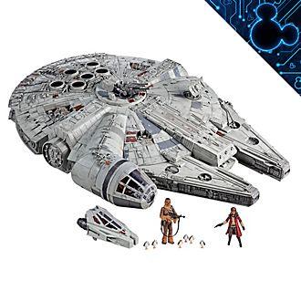 Hasbro Star Wars Millennium Falcon Smuggler's Run Electronic Toy Vehicle