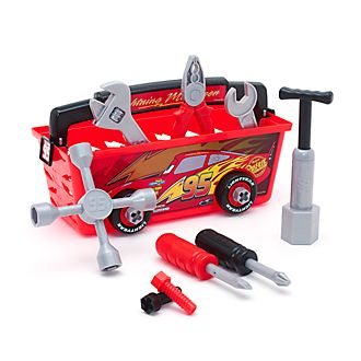 Caja de herramientas de Disney Pixar Cars 3
