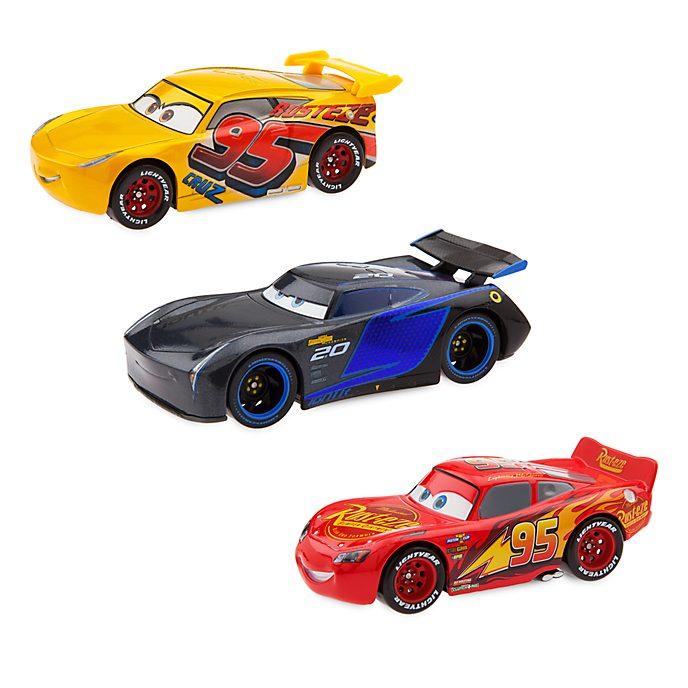 Coffret de voitures miniatures Florida500, Disney Pixar Cars3