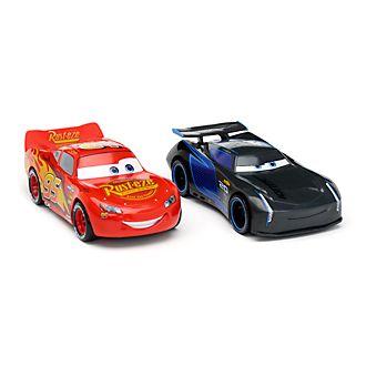 Disney Pixar Cars Disney Store, 2 automobiline stunt a retrocarica