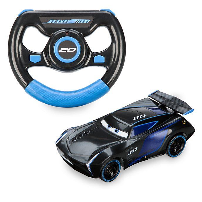 Disney Store Jackson Storm Remote Control Car, Disney Pixar Cars