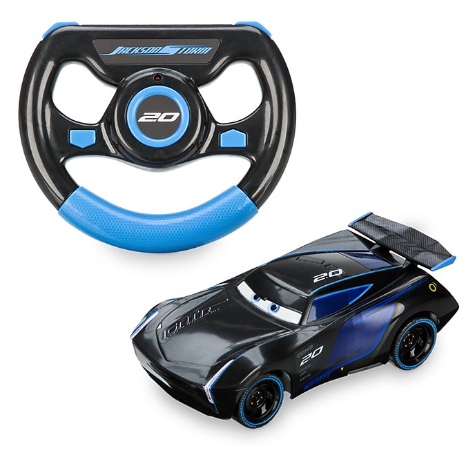 Automobilina telecomandata Jackson Storm Disney Pixar Cars Disney Store