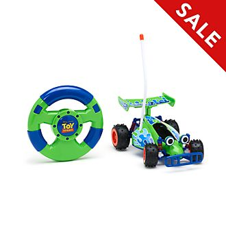 Disney Store RC Remote Control Car