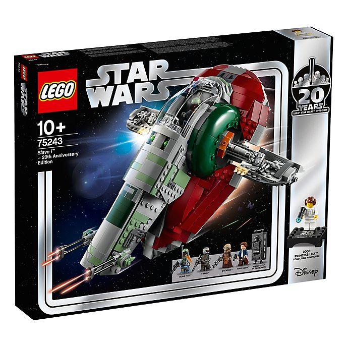 Set LEGO Star Wars 75243 in edizione limitata Slave I - 20° Anniversario