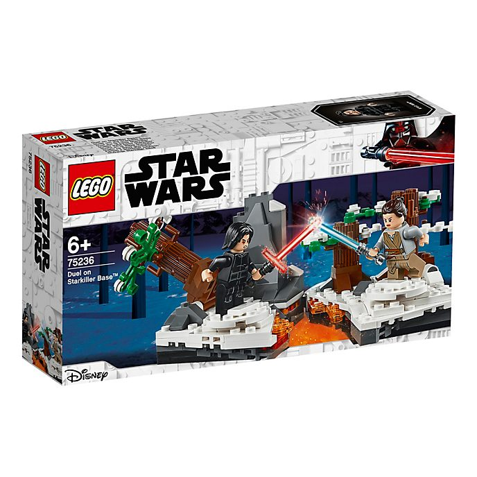 LEGO Star Wars Duel on Starkiller Base Set 75236