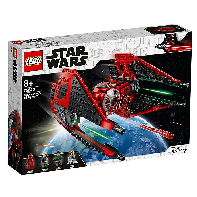 LEGO Star Wars 75240 TIE Fighter de Major Vonreg
