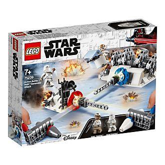 Ataque generador batalla Hoth, Star Wars, LEGO (set 75239)
