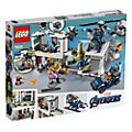 Set LEGO 76131 Avengers Compound Battle Avengers: Endgame