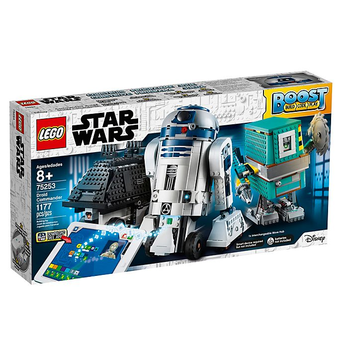LEGO Star Wars Droid Commander Set 75253