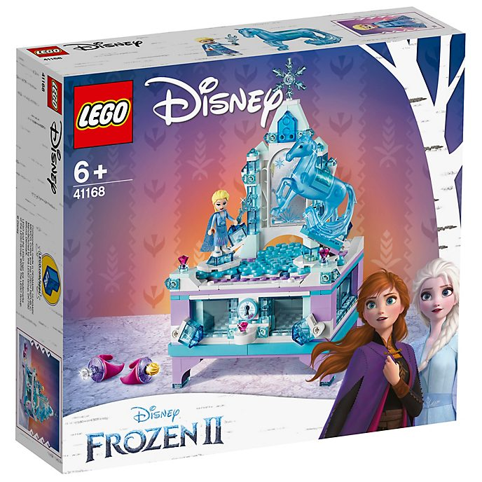 LEGO joyero, Elsa, Frozen 2 (set 41168)