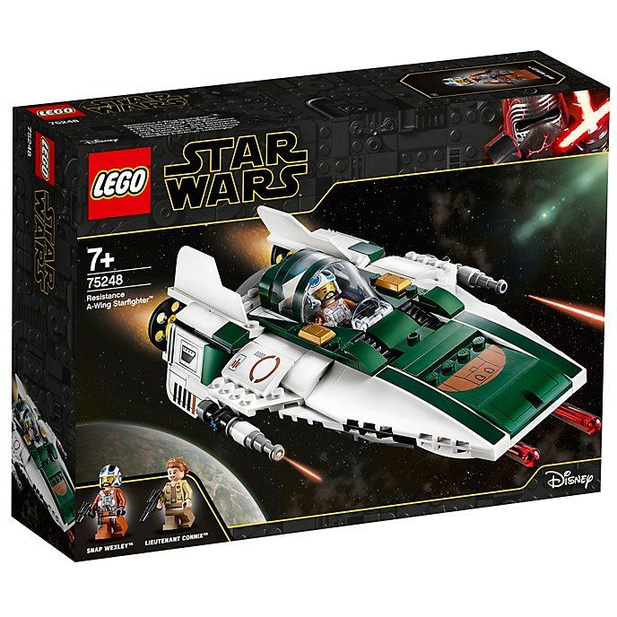LEGO Star Wars caza estelar ala-A, Resistencia (set 75248)
