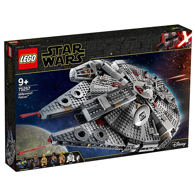 Set 75257 Millennium Falcon Star Wars LEGO