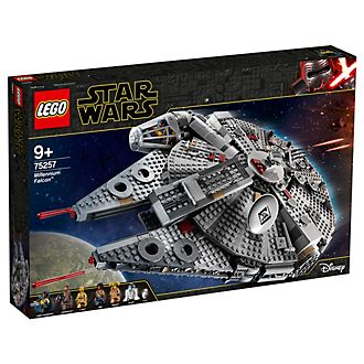 LEGO Star Wars Millennium Falcon Set 75257