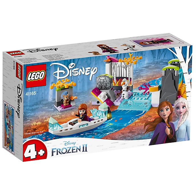 LEGO Frozen 2 Anna's Canoe Expedition Set 41165