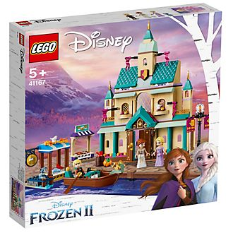 LEGO Frozen 2 Arendelle Castle Village Set 41167