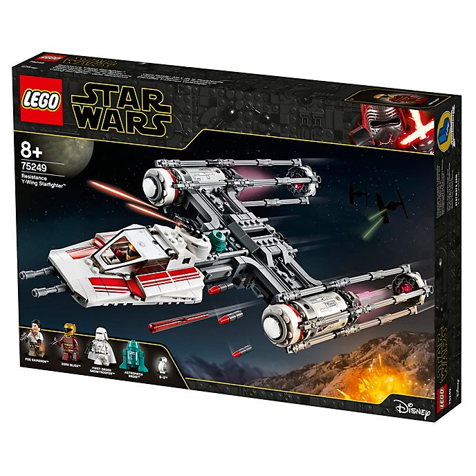 LEGO - Star Wars - Resistance Y-Wing Starfighter - Set 75249
