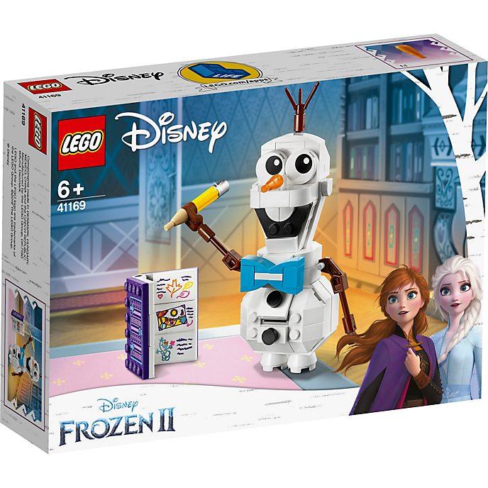 LEGO kit montaje Olaf, Frozen 2 (set 41169)