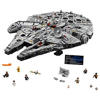 Ensemble LEGO 75192 Millenium Falcon Star Wars