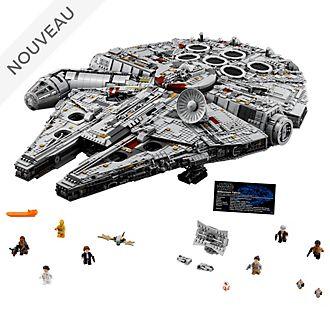 Ensemble LEGO 75192 Millenium Falcon Star Wars