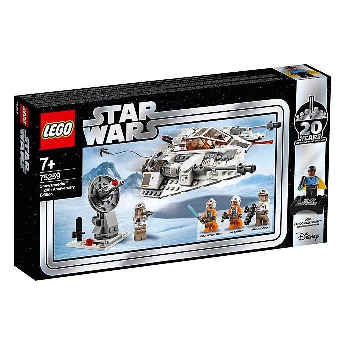 LEGO Star Wars Speeder de nieve Edición 20.º aniversario (set 75259)