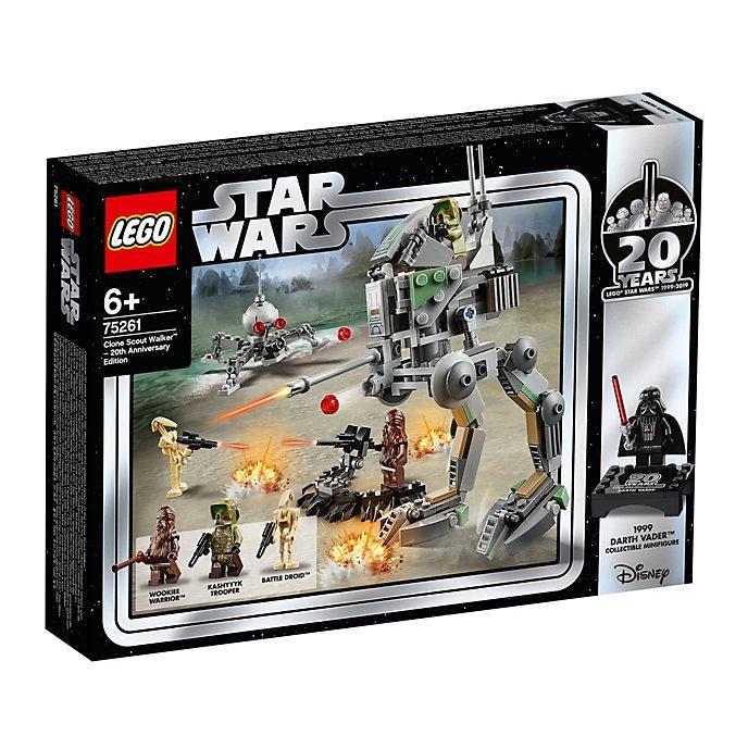 LEGO Star Wars Clone Scout Walker 20th Anniversary Edition Set 75261