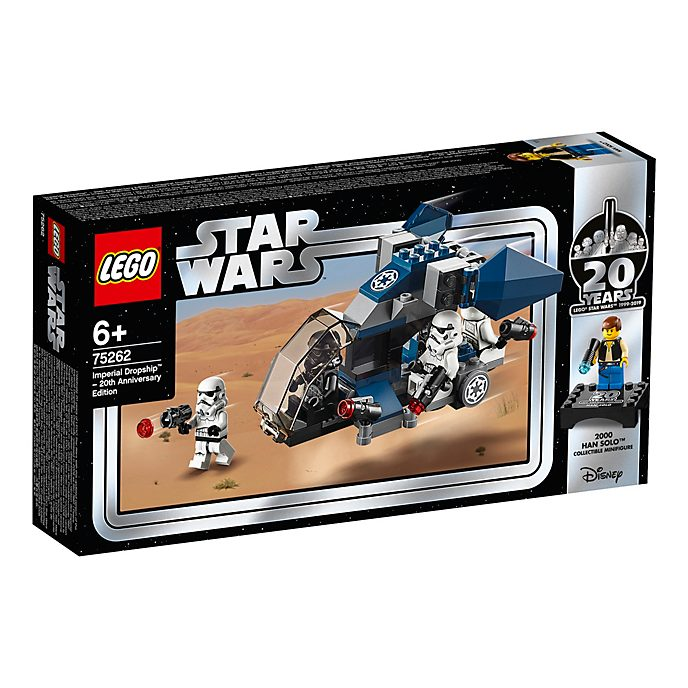 LEGO Star Wars Imperial Dropship 20th Anniversary Edition Set 75262