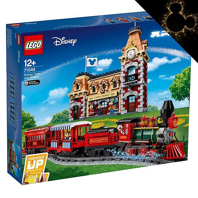 LEGO Disney71044Le train et la gare