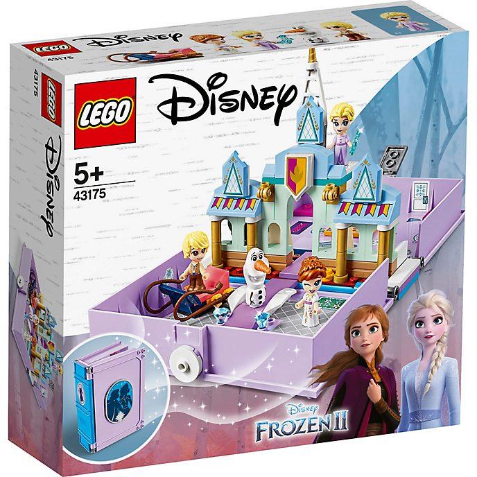 LEGO Anna and Elsa's Storybook Adventures Set 43175