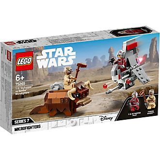 LEGO Star Wars T-16 Skyhopper vs Bantha Microfighter Set 75265