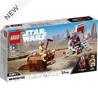 LEGO Star Wars T-16 Skyhopper vs Bantha Microfighter Set 75265