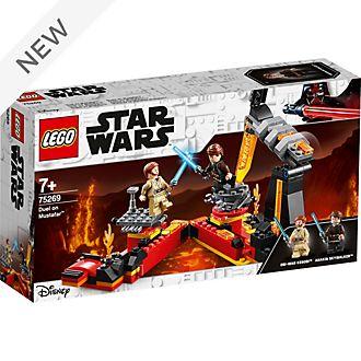LEGO Star Wars Duel on Mustafar Set 75269