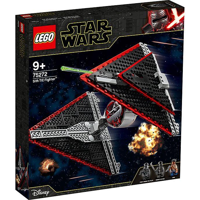 LEGO Star Wars Sith TIE Fighter Set 75272