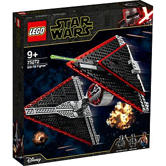 LEGO Star Wars Sith TIE Fighter Set 75272