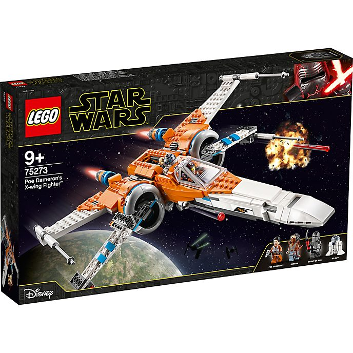 LEGO Star Wars Poe Dameron's X-wing Fighter Set 75273