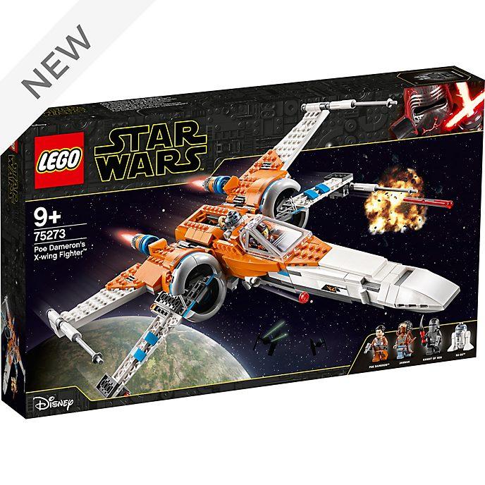 LEGO Star Wars Poe Dameron's X-wing Fighter Set 75273