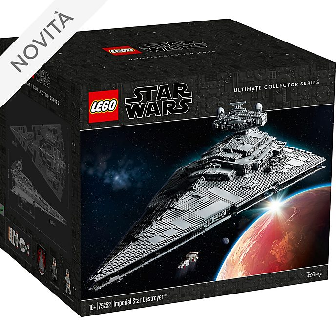 Set 75252 Imperial Star Destroyer Ultimate Collector Series Star Wars LEGO