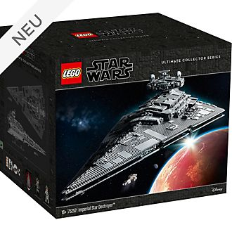 LEGO - Star Wars - Ultimate Collector Series - Imperialer Sternenzerstörer - Set 75252