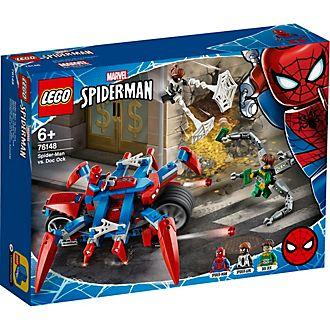 LEGO Marvel Spider-Man: Spider-Man vs. Doc Ock Set 76148