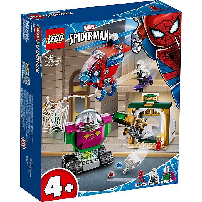 LEGO Marvel Spider-Man The Menace of Mysterio Set 76149