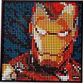 LEGO Art Marvel Studios Iron Man Set 31199