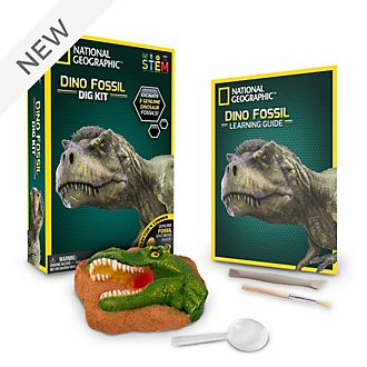 Bandai National Geographic Dinosaur Fossil Dig Kit