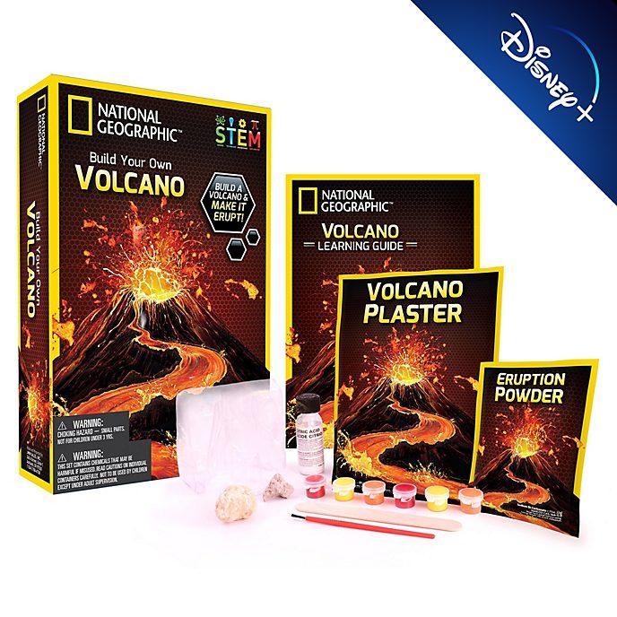 Bandai National Geographic Volcano Science Kit