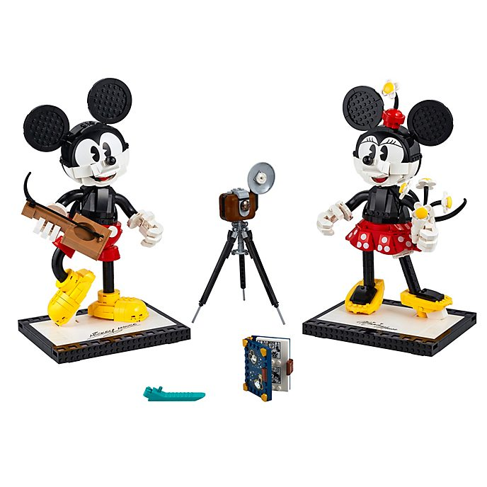 LEGO Mickey and Minnie Figures Set 43179