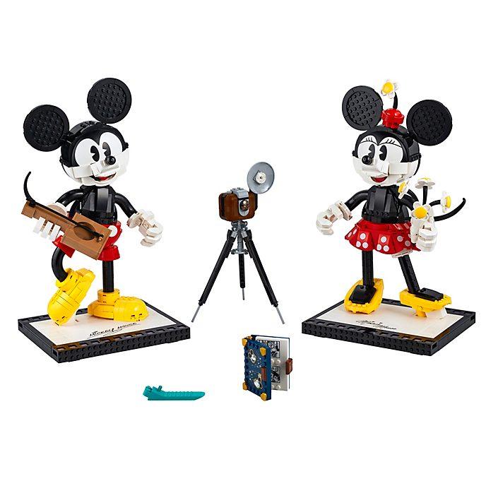 Set 43179 Personaggi costruibili Topolino e Minni LEGO