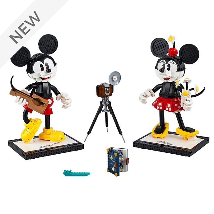 LEGO Mickey and Minnie Figures Set 43179
