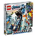 LEGO Marvel Avengers Tower Battle Set 76166