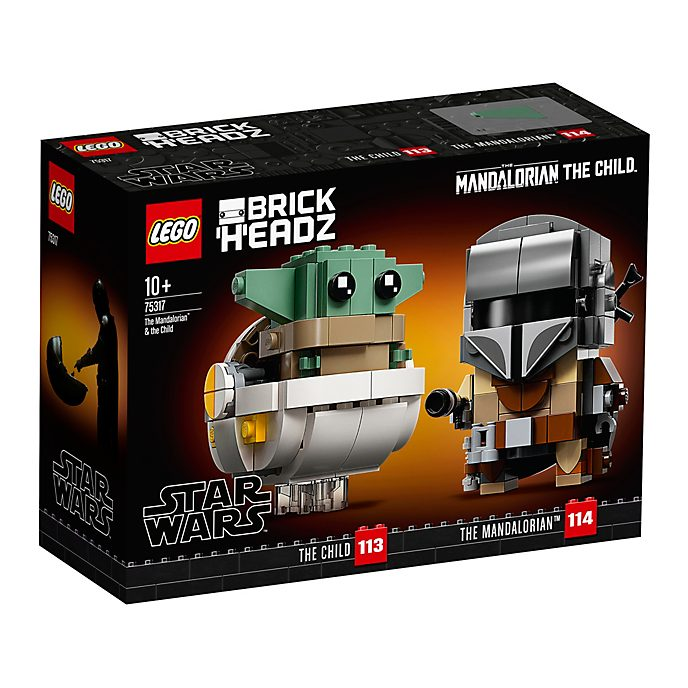 LEGO The Mandalorian and The Child Figures Set 75317