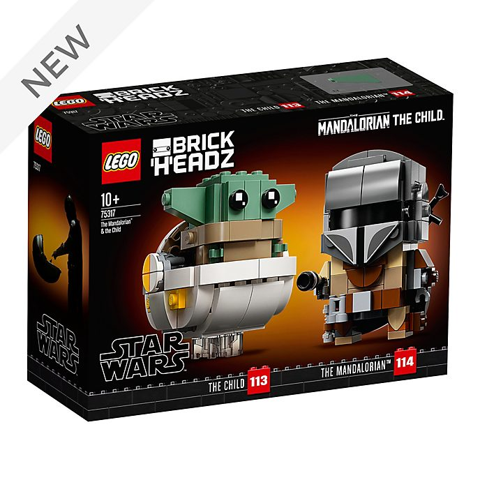 LEGO The Mandalorian and The Child Figures Set 75317