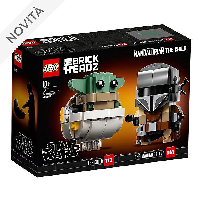 Set 75317 Il Mandaloriano e il Bambino LEGO